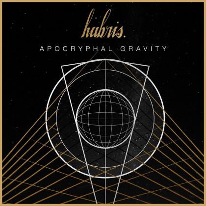 Hubris. - Apocryphal Gravity album art