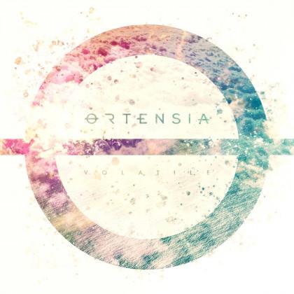 Ortensia - 'VOLATILE' album art
