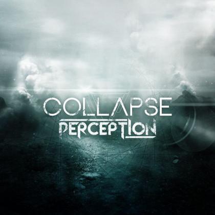 Perception - 'Collapse' album art