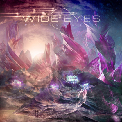 Wide Eyes - Paradoxica Album art